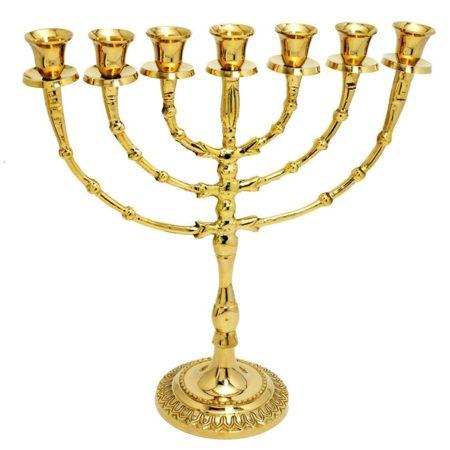 seven branches menorah